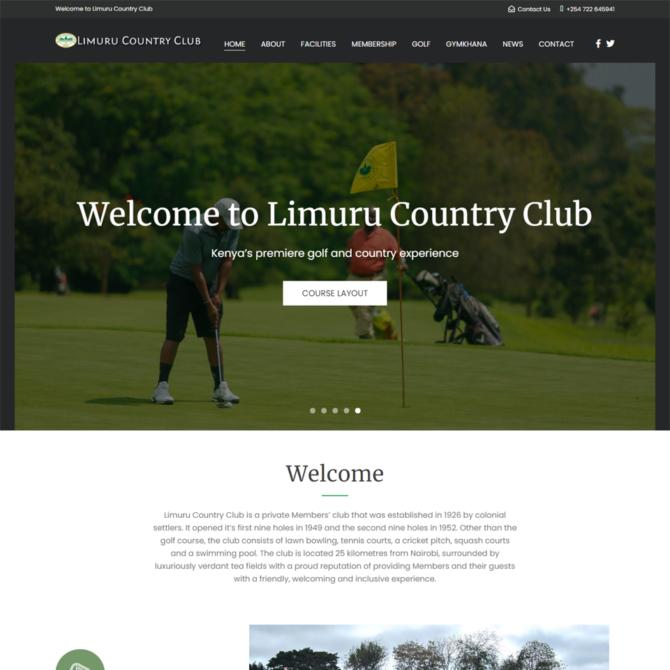 Limuru Country Club